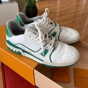 Louis Vuitton LV Trainer Sneakers Virgil Abloh 11